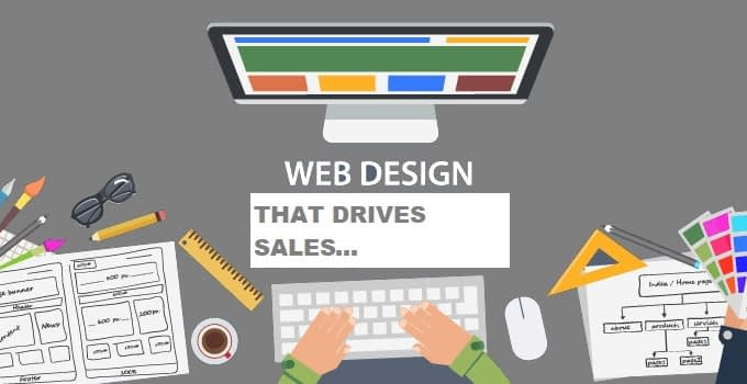 Web Design Tips That Can Help Drive Sales to Your Business
