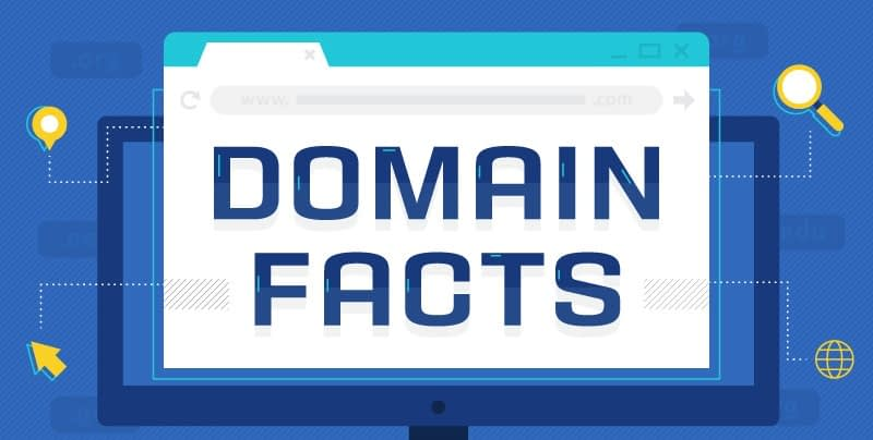 Domain Name Facts You Should Know (Infographic)